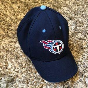 Kids Tennessee Titans NFL Adjustable Hat